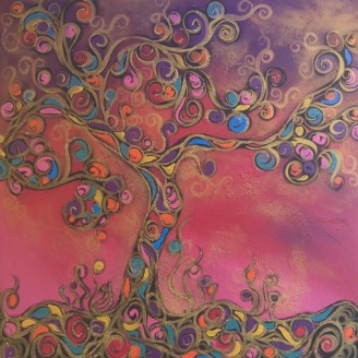 """Beautiful Bon Bon Tree"" SOLD"