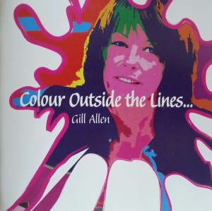 Gill Allen - Colour Outside the Lines