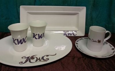 Handpainted Corporate Gifts - from $25-$50.