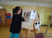 Building Creative Confidence - Kapiti Women's Centre - October 2015 ....also running Christmas Creations in December 2015 at the KWC.