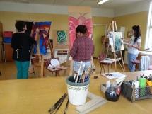 Building Creative Confidence - Pastel & Acrylic
