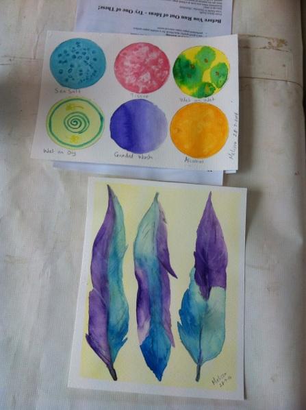 Watercolour - the basics