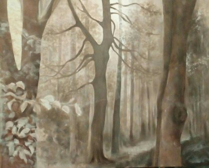 Scottish Woodland - WIP