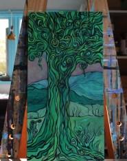 Little Green Oak
