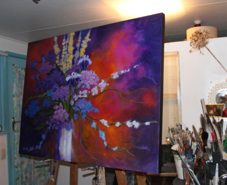 Iris & Hydrangea final 2