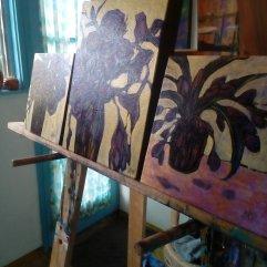 Three Vase Studies